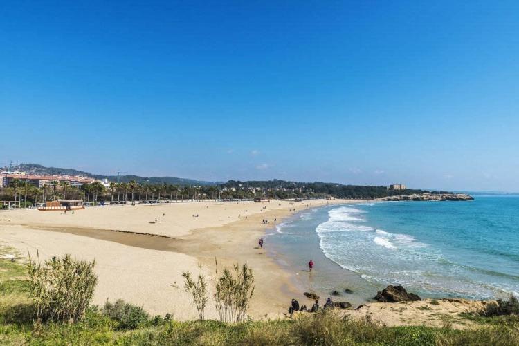 Beaches of the Costa Dorada