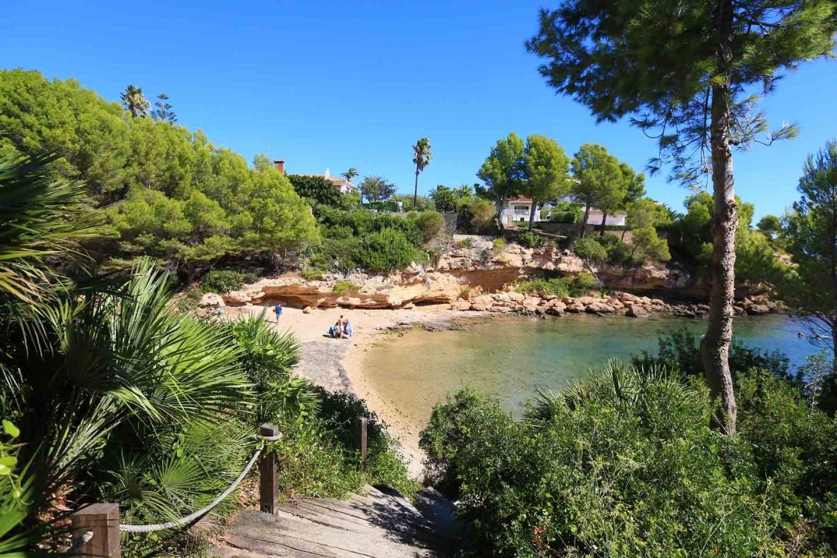 Las mejores playas y Calas de Ametlla de Mar