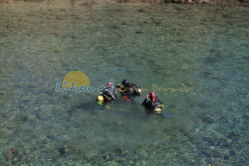 buceo en Ametlla de Mar
