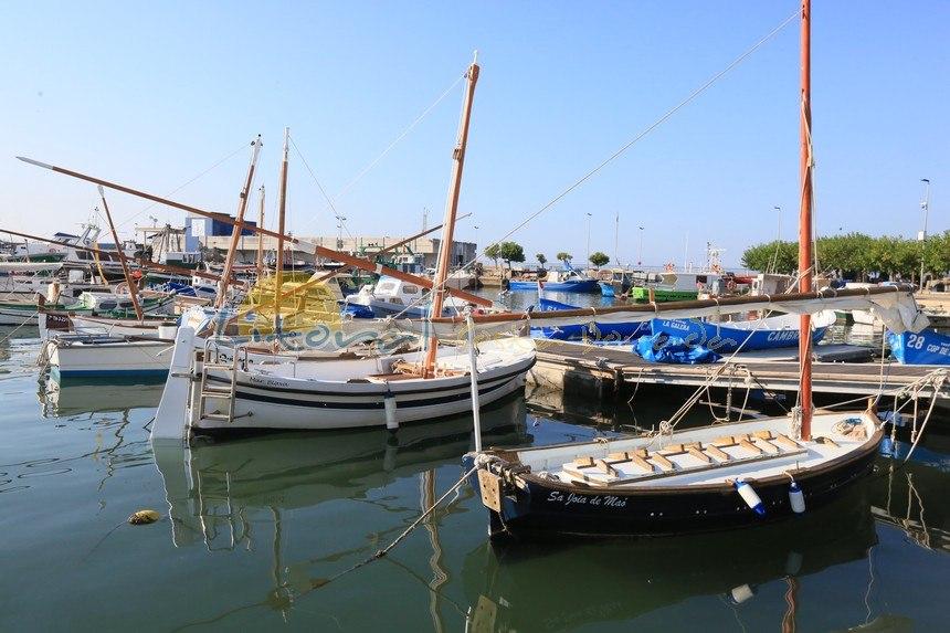 Cambrils puerto