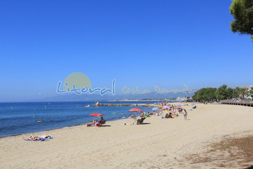 playa de cavet cambrils