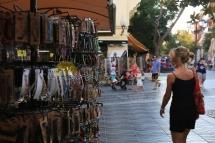 paseo peatonal de cambrils