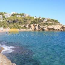 Cala Crancs, Cabo de Salou