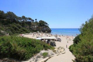 Playas de Salou. Cala Crancs