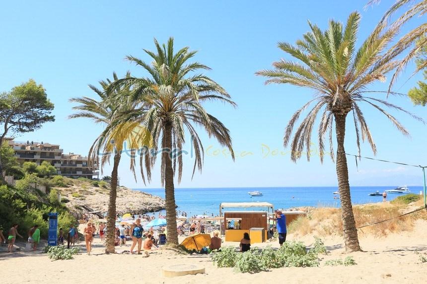 playa cala vinya en salou