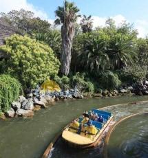 Tutuki splash en la Polinesia en Port Aventura