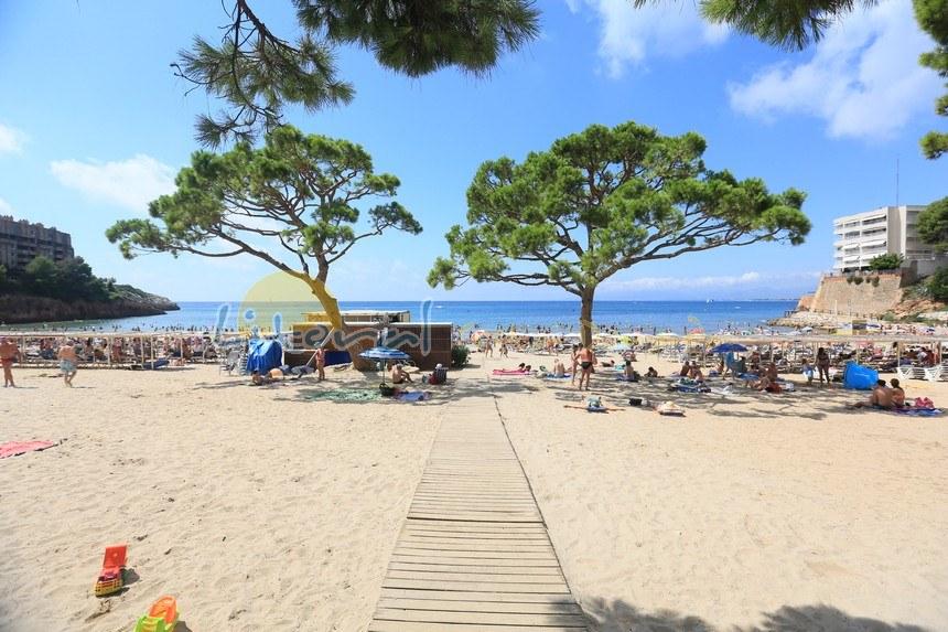 Playa Capellans de Salou