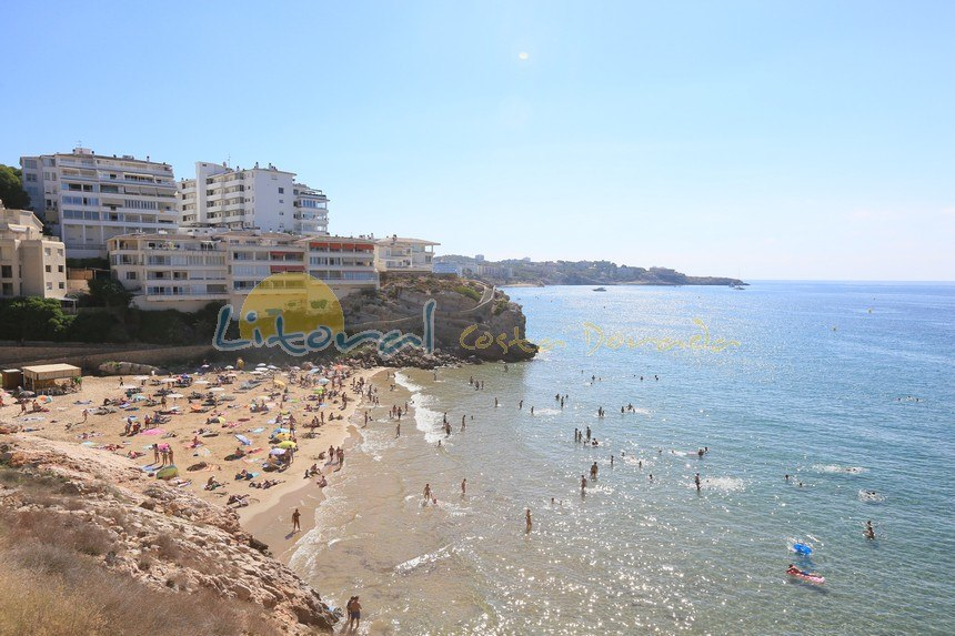 playa llenguadets en Salou