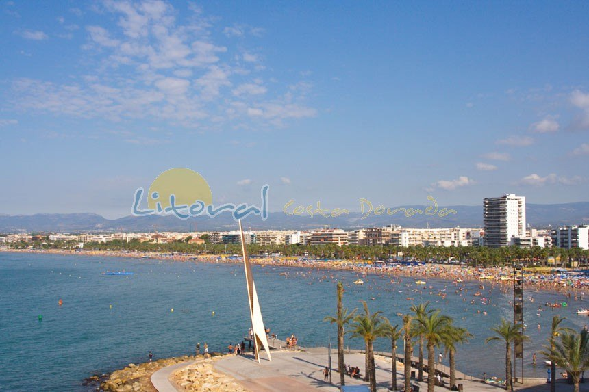 Playa de Levante en Salou