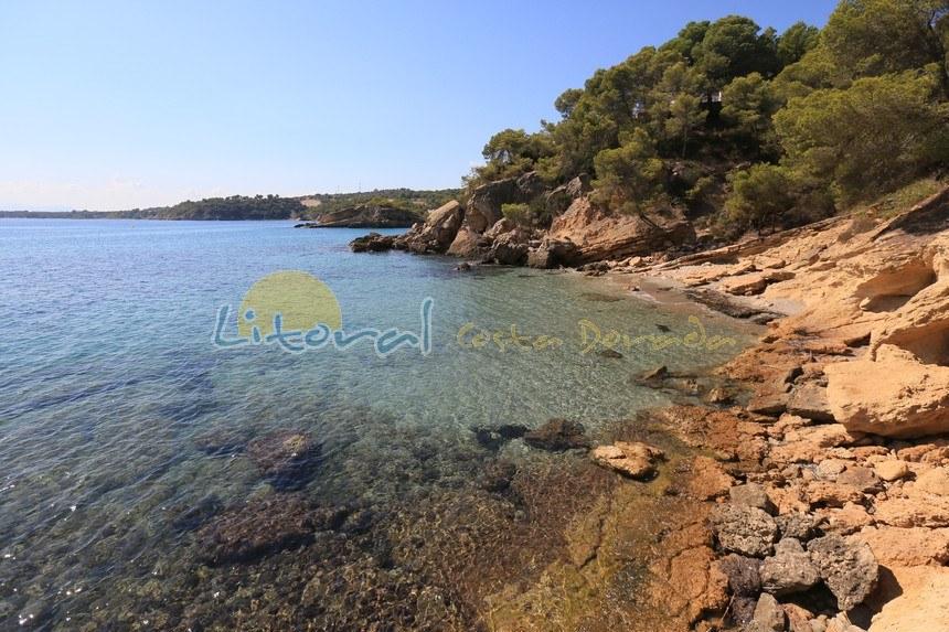 paisaje cerca de la playa l'illot