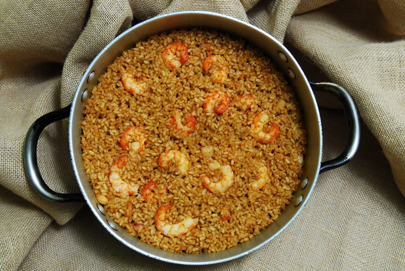 Typical dishes of the Costa Dorada