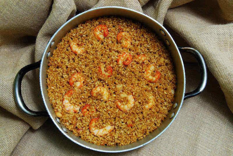 platos típicos de la Costa Dorada