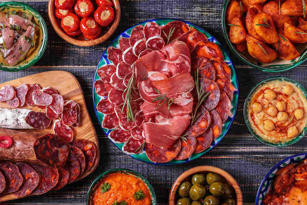 gastronomía de Tarragona