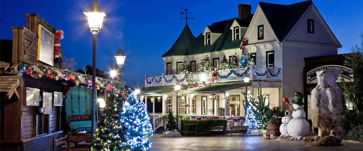Port Aventura en Navidad