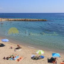 Playa Alguer en Ametlla de Mar