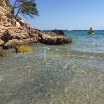 Cala Forn en Ametlla de Mar