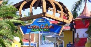 costa caribe acuatic park en salou