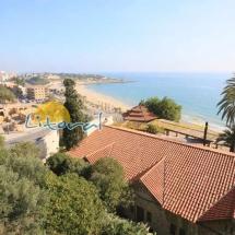 Vista panorámica del Anfiteatro Romano de Tarragona