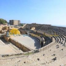 Interior del Anfiteatro Romano de Tarragona