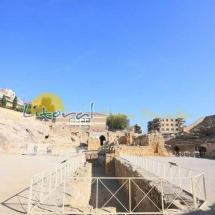 Paseo por el Anfiteatro Romano de Tarragona