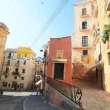 Calles de Tarragona casco antiguo