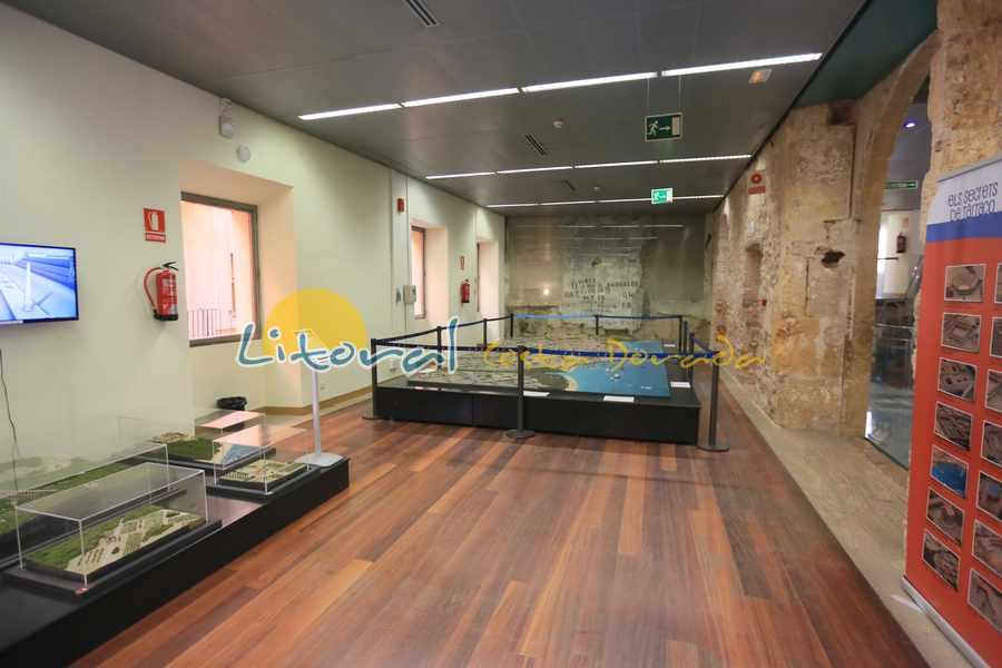 Gran maqueta romana de Tarragona