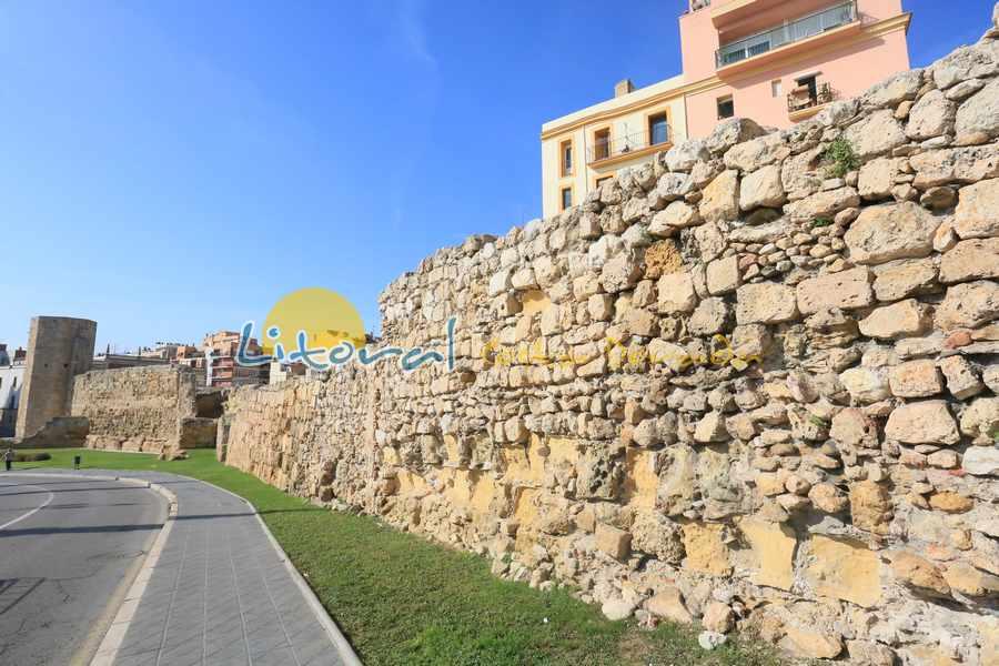 Murallas romanas de Tarragona ciudad