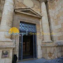 Puerta entrada museo arqueologico de Tarragona