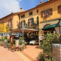 Restaurantes en Ferrari Land