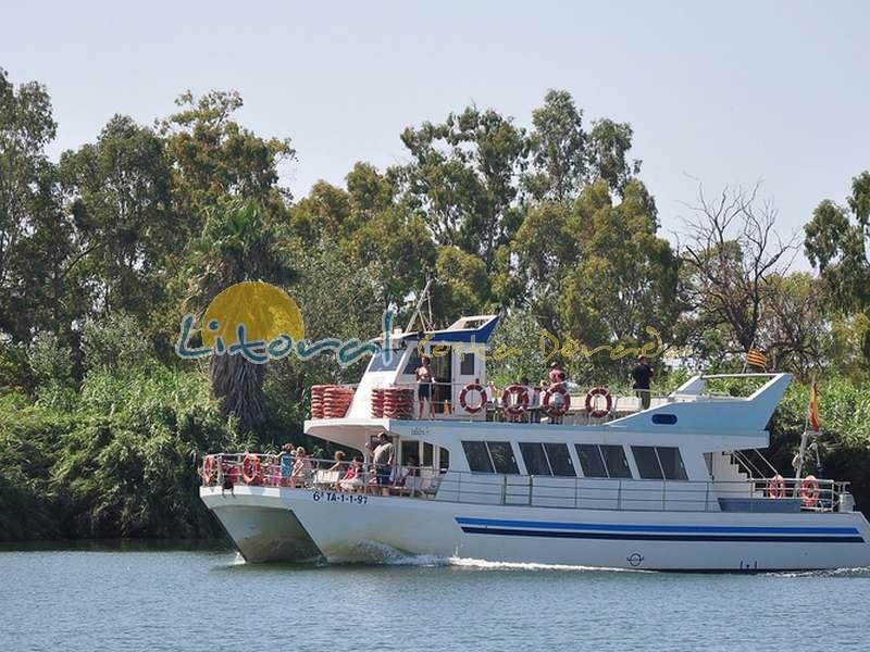 Desembocadura del Riu Ebro Isla de Buda