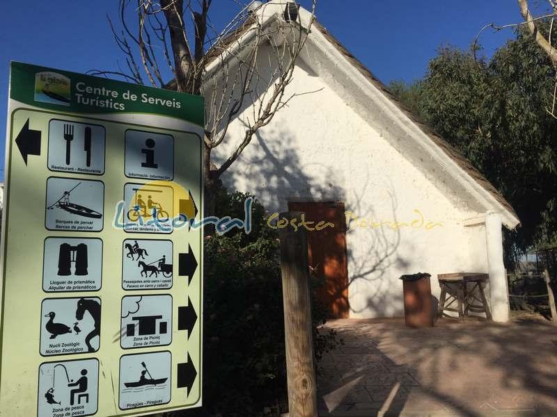 Actividades en la Casa de Fusta del delta del Ebro