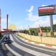 Circuito Maranello Grand Race en Ferrari Land