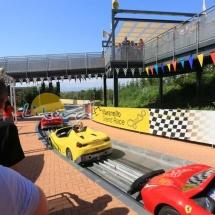 Maranello Grand Race en Ferrari Land