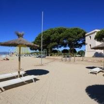 Playa del Esquirol de Cambrils