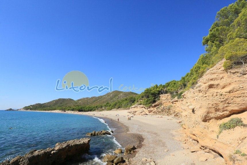 playa del Torn en Hospitalet de l'Infant