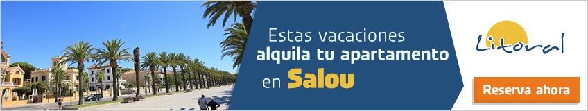 alquiler de alojamientos de vacacionees en Salou