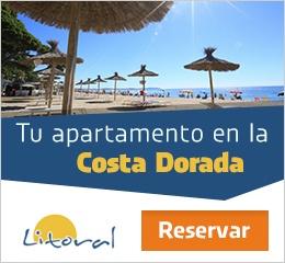 apartamentos alquiler Costa Dorada