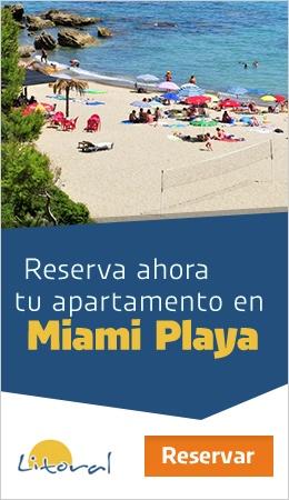 alojamientos en miami playa