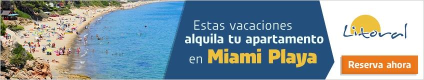 alquiler de alojamientos vacacionales en miami playa