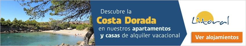 alquiler de alojamientos vacacionales en la Costa Dorada