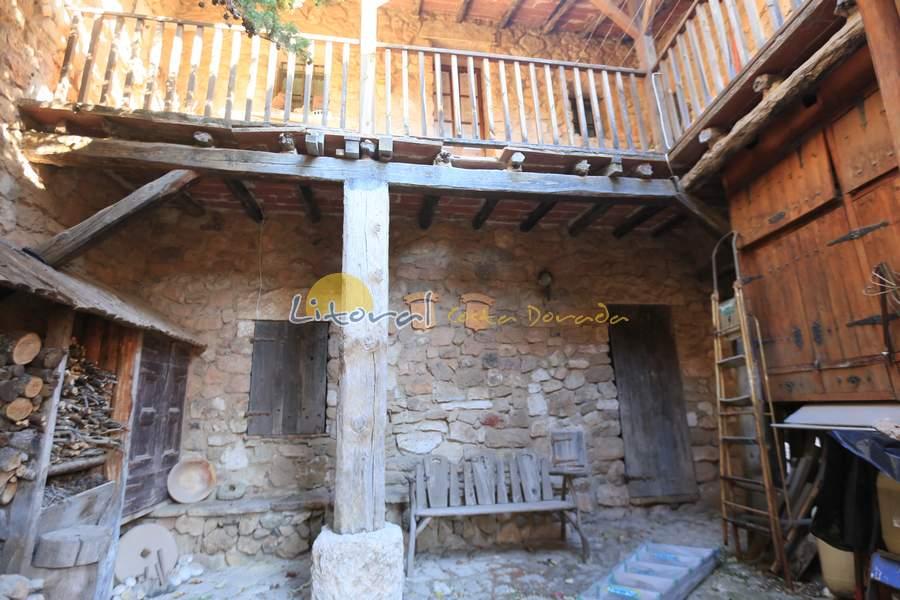 Casas medievales de Siurana