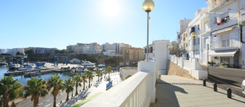 Holiday apartments for rent in Ametlla de Mar