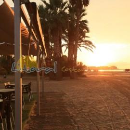 Playa del Regueral en Cambrils