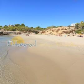 Playa de la Cala Vidre