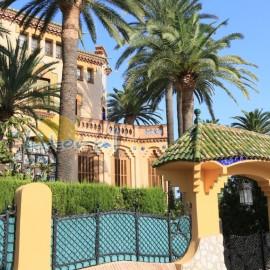 Casa Bonet modernista en el centro de Salou