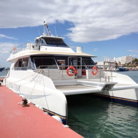 Catamarán del Tuna Tour
