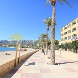 Playa del Arenal en Hospitale de l'Infant