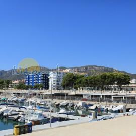 Puerto de Hospitalet de l'Infant