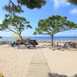 Playa Capellans