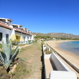 Playa de Almadrava en Hospitalet de l'Infant